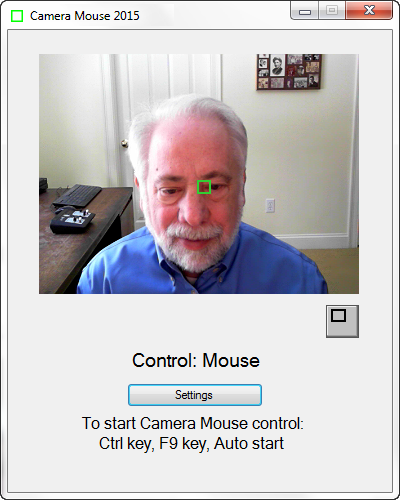 Camera Mouse 2015
